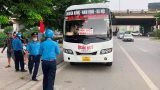 Phát hiện xe khách 29 chỗ biển Nam Định nhồi 40 khách