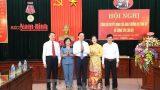 Công bố quyết định nhân sự của Thường vụ Tỉnh uỷ Nam Định