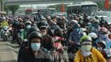 Cửa ngõ Sài Gòn kẹt xe kinh hoàng ngày đầu đợt nghỉ lễ