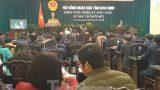 Nam Định miễn nhiệm, bầu bổ sung thành viên UBND tỉnh