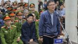 Bị cáo Trịnh Xuân Thanh kháng cáo kêu oan