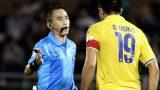 Trọng tài xử ép Nam Định thua Sài Gòn bị treo còi 3 trận