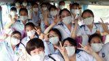 54 Sinh viên Nam Định tình nguyện hỗ trợ tại tâm dịch Bắc Giang
