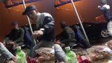 Thanh niên Nam Định ngồi quán nước dùng súng cao su bắn các xe lưu thông