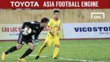 Vũ Thế Vương (CLB Nam Định) và hành trình khẳng định của cầu thủ lùn nhất V.League