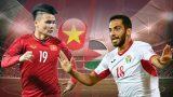 Nhận định bóng đá Việt Nam vs Jordan, 18h00 ngày 20/1: Tin ở Hoa Hồng