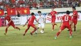 Việt Nam vs Campuchia: Dội cơn mưa bàn thắng