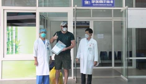 Bệnh viện Đà Nẵng điều trị khỏi cho bệnh nhân người Mỹ mắc Covid-19