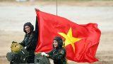 """Việt Nam lọt vào chung kết """"Xe tăng hành tiến"""" tại Army Games"""
