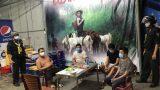 Phạt nặng các nhóm người tụ tập đánh bạc, vi phạm giãn cách xã hội vì dịch Covid-19