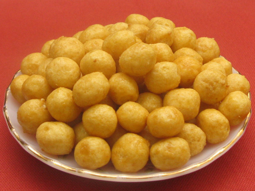 Bánh nhãn Nam Định nổi tiếng nhất là ở Hải Hậu vì đây là địa phương có gạo nếp ngon nhất tỉnh. Ảnh: Nauan.net