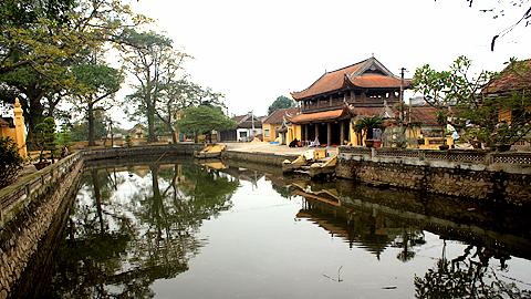 chùa keo hành thiện
