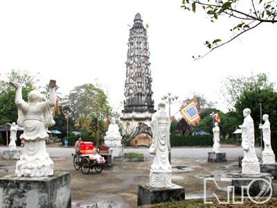 chùa cổ lễ