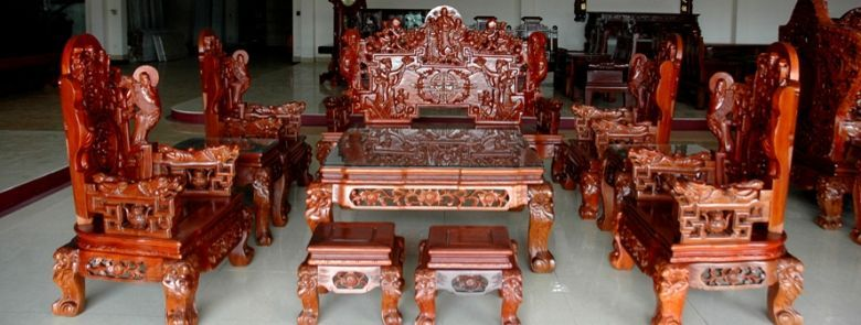 Thương hiệu gỗ La Xuyên nổi tiếng trong nước và nước ngoài