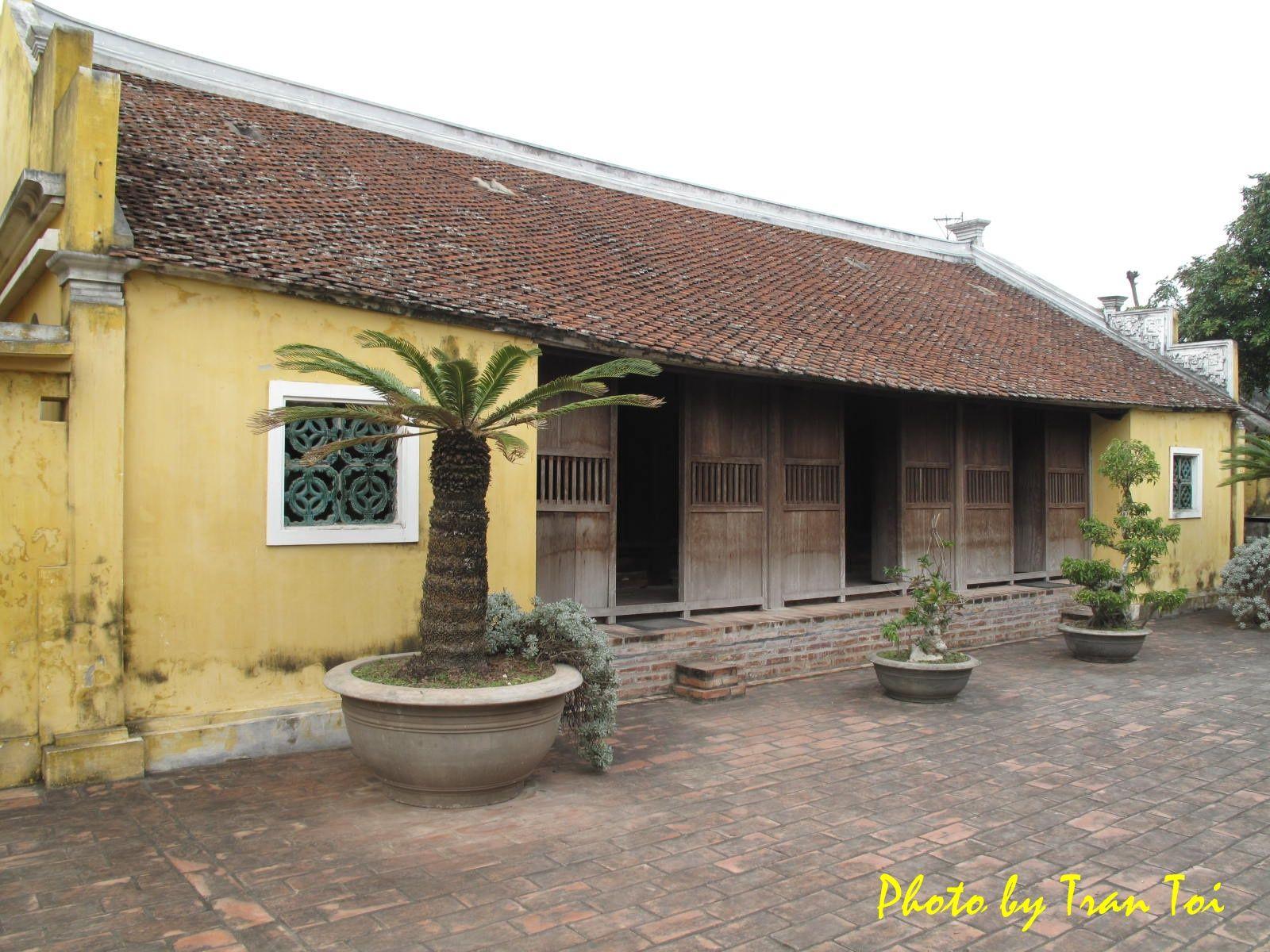 Ngôi nhà gắn với nhiều kỉ niệm thơ ấu của Cố Tổng bí thư