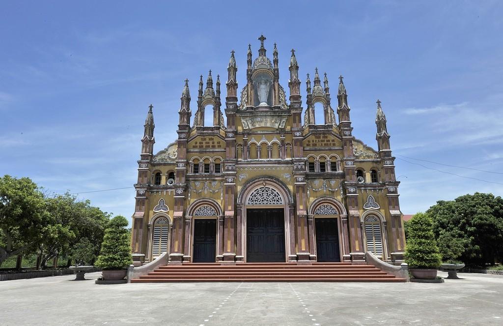 Hình ảnh nhà thờ Giáo xứ Trung Linh