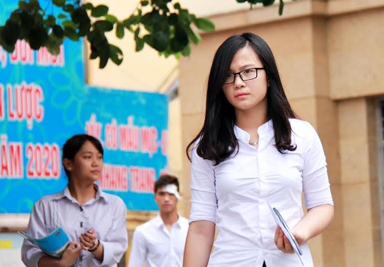 Nam Định có điểm trung bình môn Toán cao nhất. (Ảnh minh họa: Lê Văn)