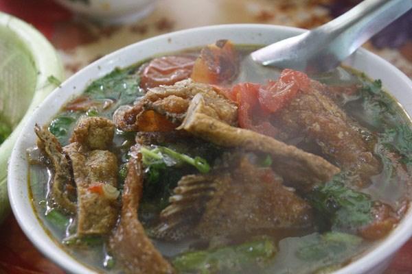 Món ăn mang đậm hương, sắc, vị của người miền Bắc