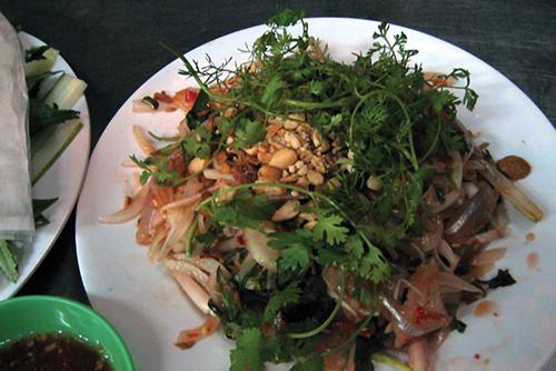 Về Nam Định ăn gỏi cá | Món Miền Trung
