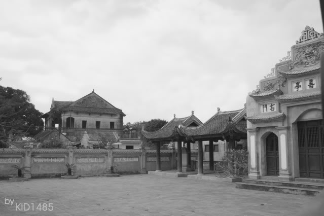 Sân Đình làng Hành Thiện