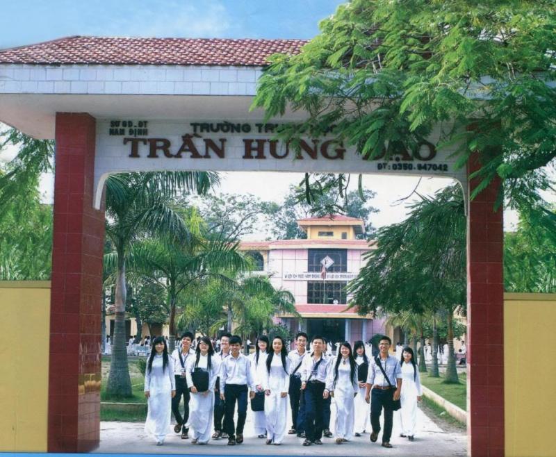Trường THPT Trần Hưng Đạo - Tp Nam Định