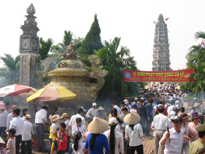 Chùa Cổ Lễ tại Nam Định