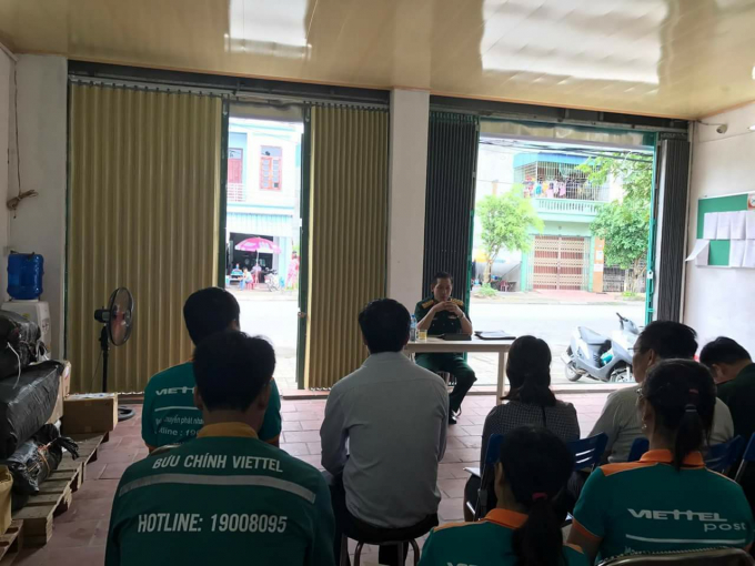 Chi nhánh Viettel Post Nam Định bị kỷ luật vì có hành vi trái với quy trình nghiệp vụ.