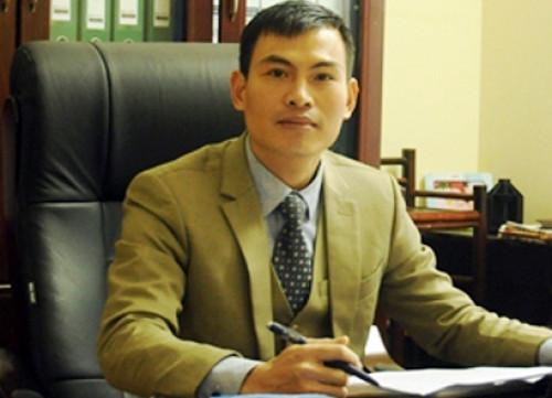 Luật sư Vi Văn Diện - Giám đốc Công ty luật Thiên Minh (Ảnh: seatimes.com.vn).
