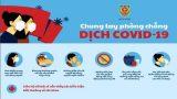 Nam Định triển khai một số nội dung phòng, chống dịch bệnh Covid-19