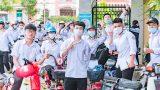 Nam Định: Đề thi dễ, thí sinh thở phào kết thúc kỳ thi
