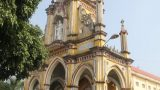 Nhà thờ Giáo họ Long Cù – Nam Trực Nam Định