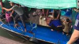 Người phụ nữ rơi xuống biển khi đang đánh cá, 6 ngày chưa tìm thấy thi thể