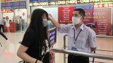 Hà Nội: Kiểm soát chặt việc khai báo y tế bắt buộc với hành khách tại các bến xe
