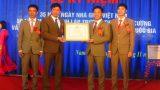 Trường THCS Nam Cường đạt chuẩn Quốc gia