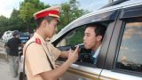 Nam Định: Xử phạt gần 300 vi phạm nồng độ cồn