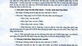 Nam Định: Tổ chức cho học sinh lớp 9 và 12 ôn tập trên truyền hình, youtube