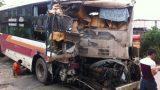Cận cảnh hiện trường vụ tai nạn giao thông nghiêm trọng trên tuyến Pháp Vân – Cầu Giẽ