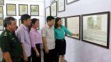 Triển lãm bản đồ và trưng bày tư liệu về Hoàng Sa, Trường Sa tại Nam Định
