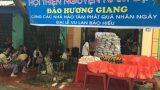"""Nam Định: Gặp người phụ nữ """"chăm"""" làm từ thiện"""