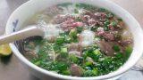 Cách làm phở bò tái dội kiểu Nam Định