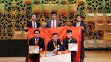 Học sinh Nam Định giành Huy chương Đồng thi Tin học Văn phòng thế giới 2017