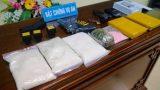 Nam Định: Triệt phá ổ ma túy lớn, thu giữ nhiều súng ống đạn dược