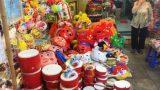 Nam Định: Sản phẩm và đồ chơi truyền thống Tết Trung thu vẫn lên ngôi