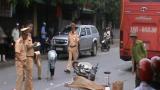 Tai nạn thương tâm tại Nam Định, 3 người tử vong