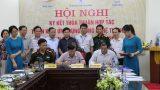 VNPT ký thỏa thuận hợp tác với Sở Giáo dục Đào tạo tỉnh Nam Định