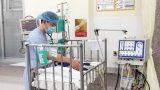 Sững sờ vì trẻ 1 tháng tuổi ở Nam Định bất ngờ xuất huyết não