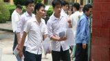 Không có gì bất thường ở Nam Định và Hà Nam trong ngày thi thứ 2