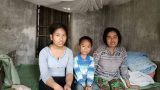 Nam Trực: Thảm cảnh của 3 đứa trẻ khi mẹ nằm một chỗ lại bị ung thư vú