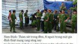 Kiến nghị xử phạt nhóm 'Rao vặt Nam Định' vì đăng tin sai sự thật