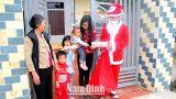 Ý Yên, Nam Định: Nhộn nhịp thị trường mùa Nô-en